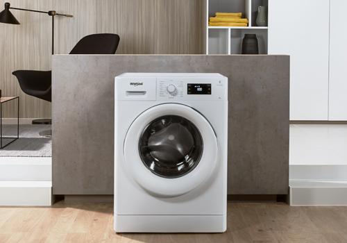Whirpool wasmachines