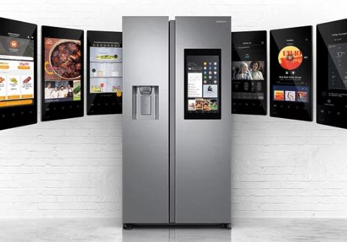 family-hub-amerikaanse-slimme-koelkast