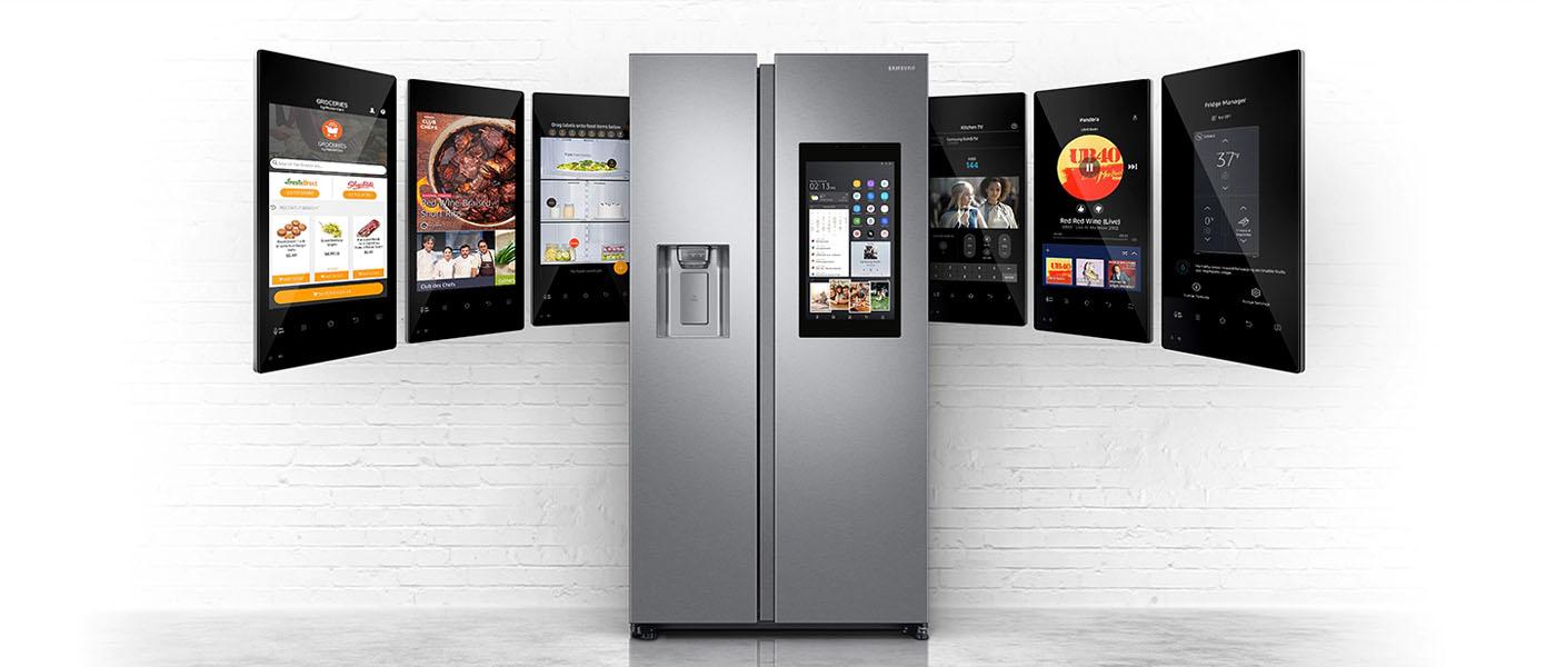 Samsung Family Hub-koelkasten