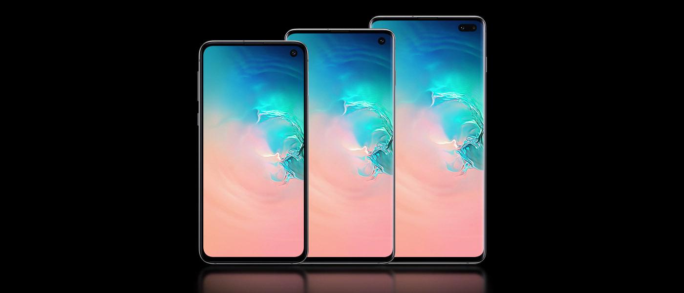 Samsung Galaxy smartphones bij Expert