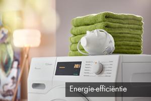 Miele energie-efficiëntie