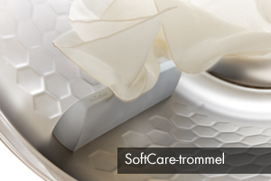 Miele SoftCare trommel