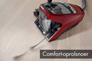 Miele Automatisch Comfort-oprolsnoersysteem
