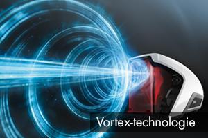 Miele Vortex-technologie