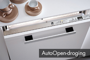 Miele AutoOpen-droging
