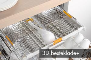 Miele 3D-besteklade