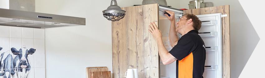 Nieuwe wasmachine of koelkast extra goed in huis? Expert helpt je verder