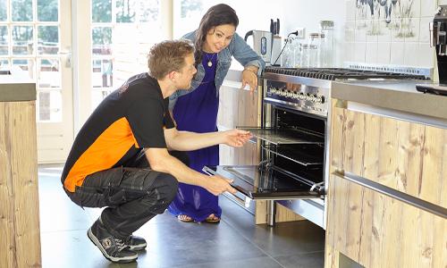 Nieuwe oven laten installeren? Expert helpt je verder