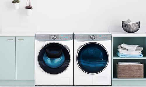 Wasmachine of droger installeren? Expert helpt je verder