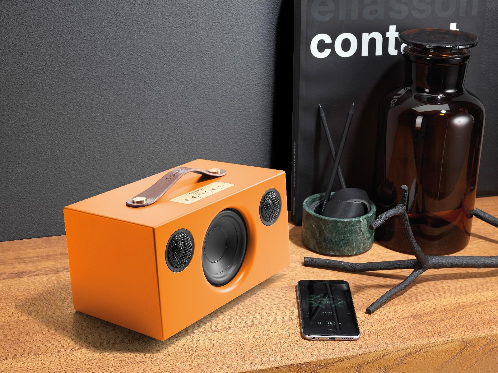 Audio Pro Addon T5 oranje  te koop bij Expert