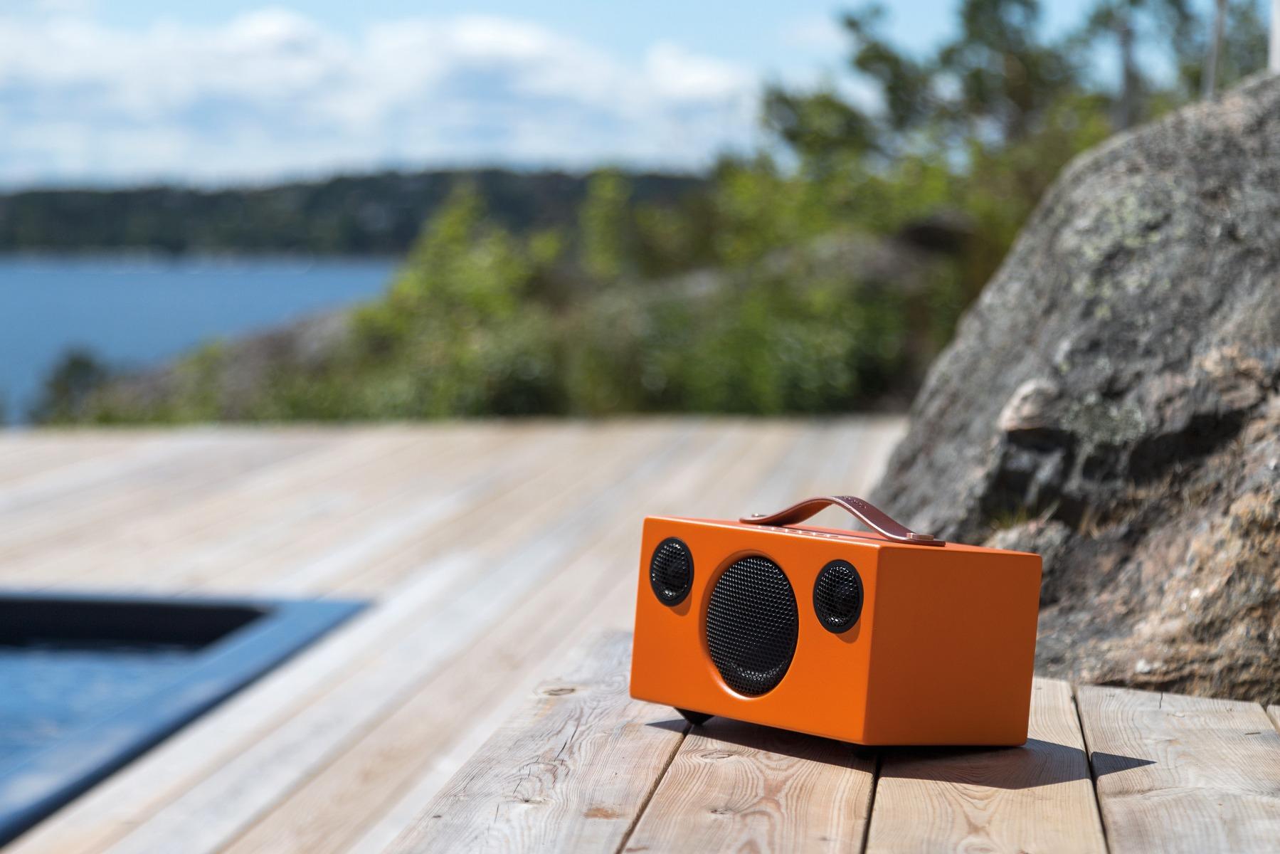 Audio Pro Addon T3 oranje |te koop bij Expert