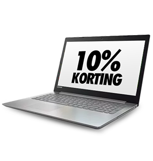 Lenovo laptop kortingsactie