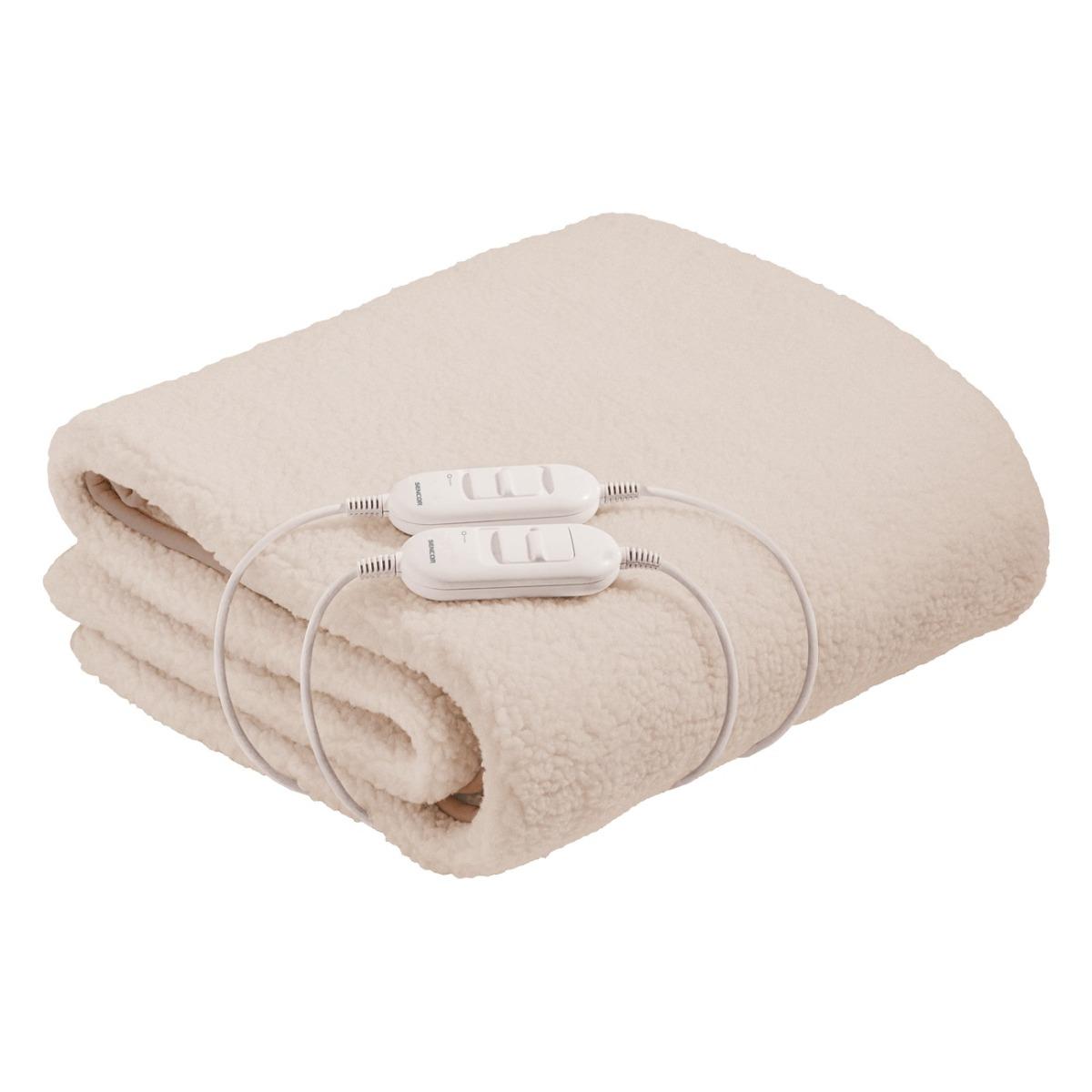 2-persoons elektrische dekens