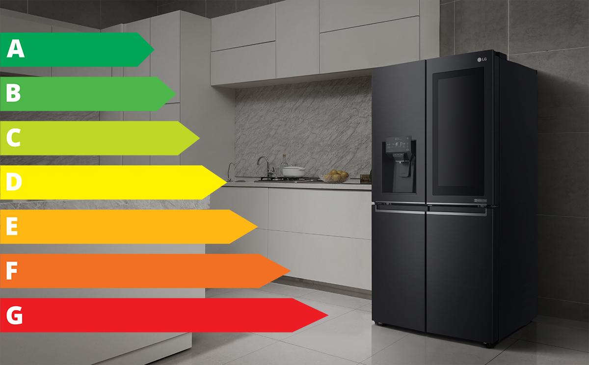 Energieklasse koelkast