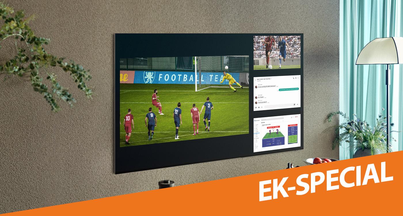 Kies de beste tv voor het EK