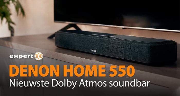 Denon Home 550 |  productvideo | Expert