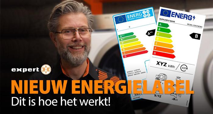 Energielabel | Expert