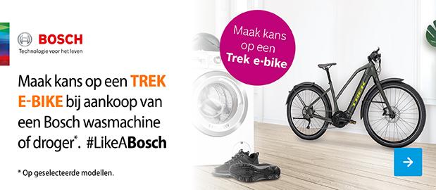 Bosch e-bike actie