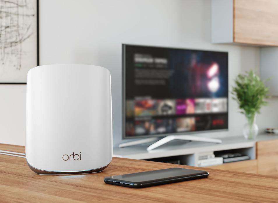 Wifi 6 - Smart home