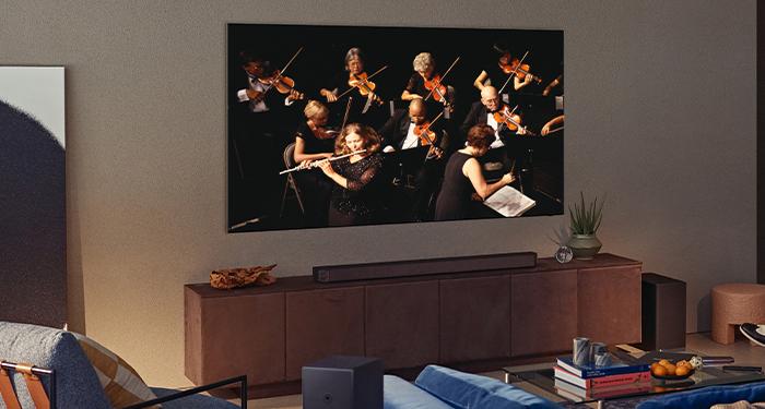 Samsung Q-symphony blog | Expert