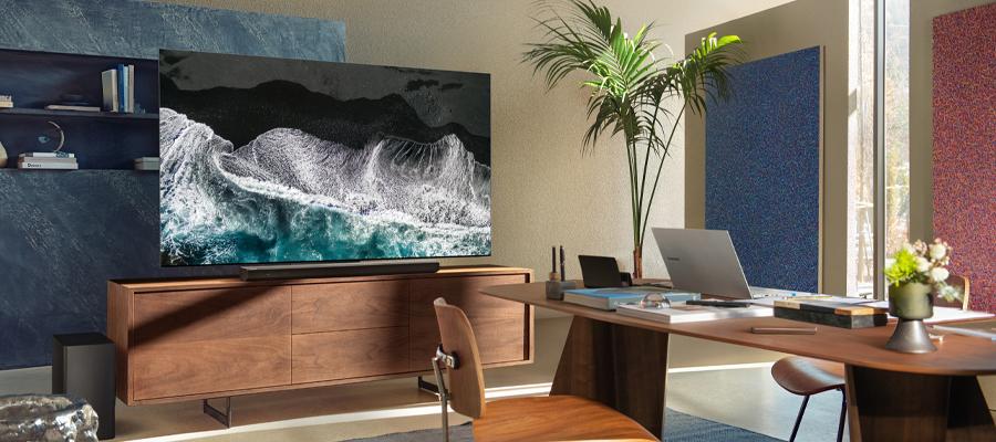 Samsung 8k QLED-tv | Gratis bij jou thuisbezorgd bij Expert