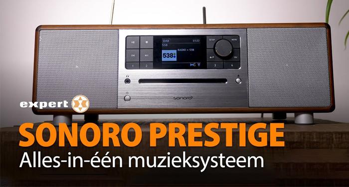 Sonoro Prestige |  productvideo | Expert