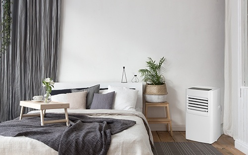 Airco slaapkamer