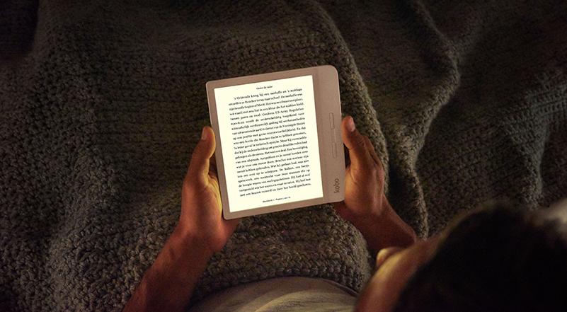 E-reader vaderdagcadeau