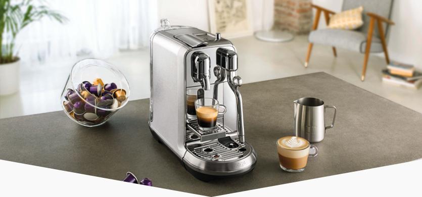 Nespresso apparaten kopen? Dat doe je bij Expert