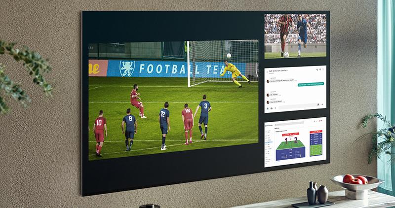 Stel je tv optimaal in voor sport