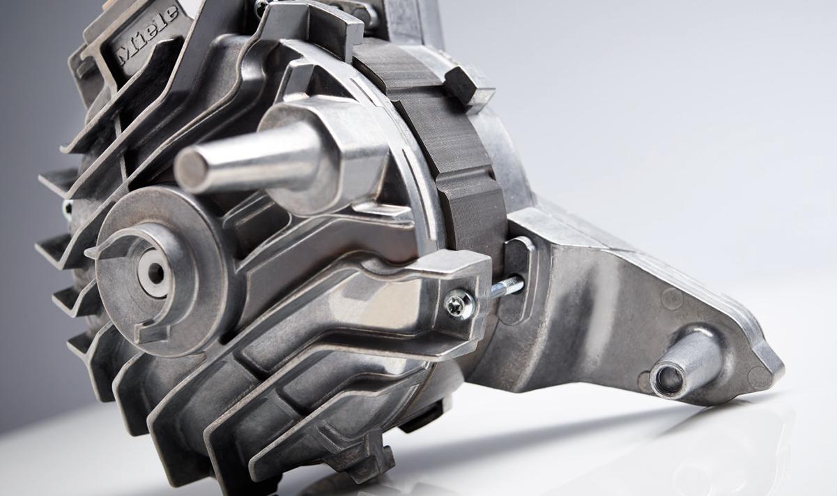 Koolborstelloze motor
